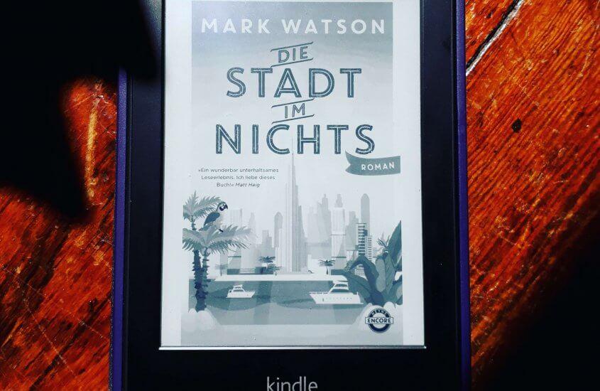 Mark Watson – Die Stadt im Nichts