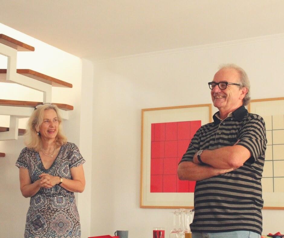 Barbara und Stefan Weidle