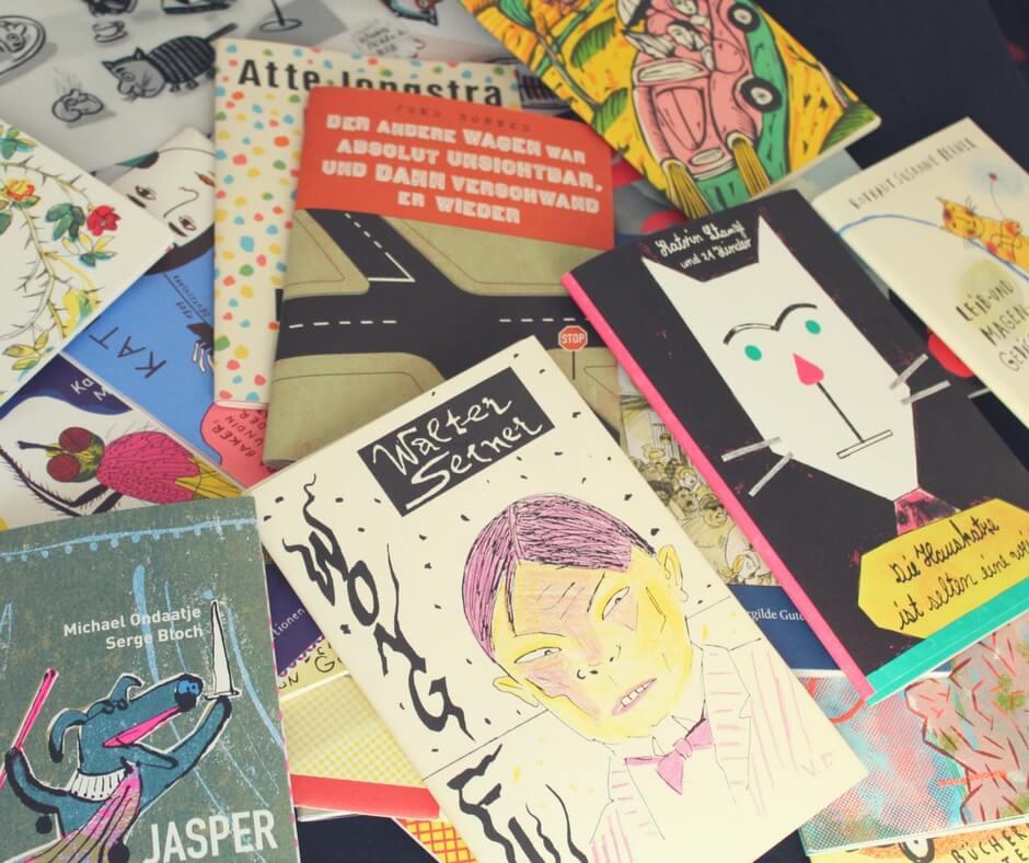 Einige Ausgaben der tollen Hefte