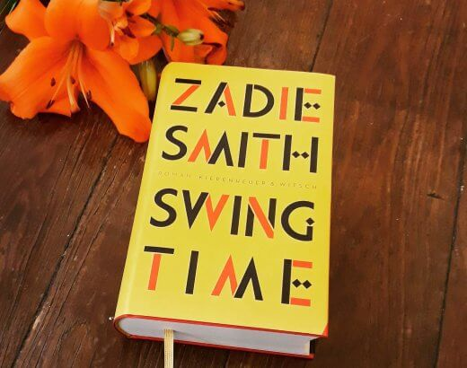 Cover von Swing Time