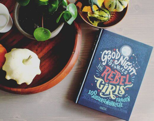 Good Night Stories for Rebel Girls-Elena Favilli und Francesca Cavallo