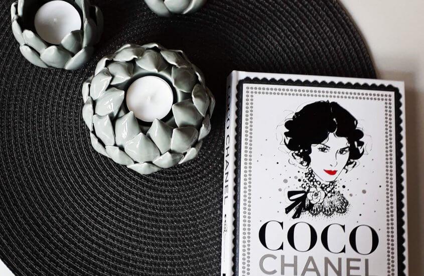 Megan Hess – Coco Chanel