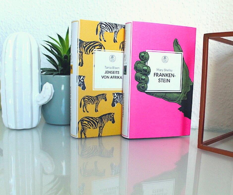 Cover neue Manesse-Bibliothek