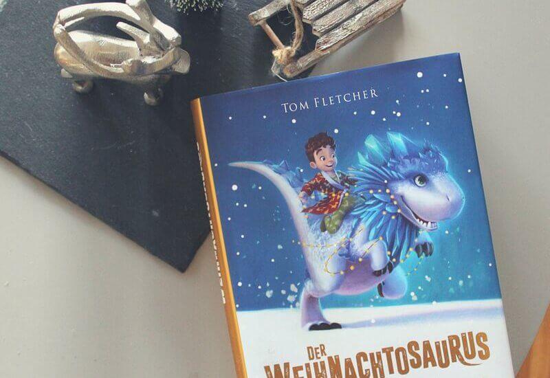 LIEBLINGSBUCH | Tom Fletcher – Der Weihnachtosaurus