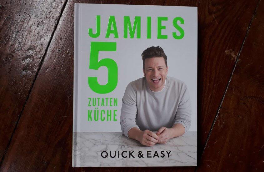 Jamie Oliver – 5 Zutaten-Küche