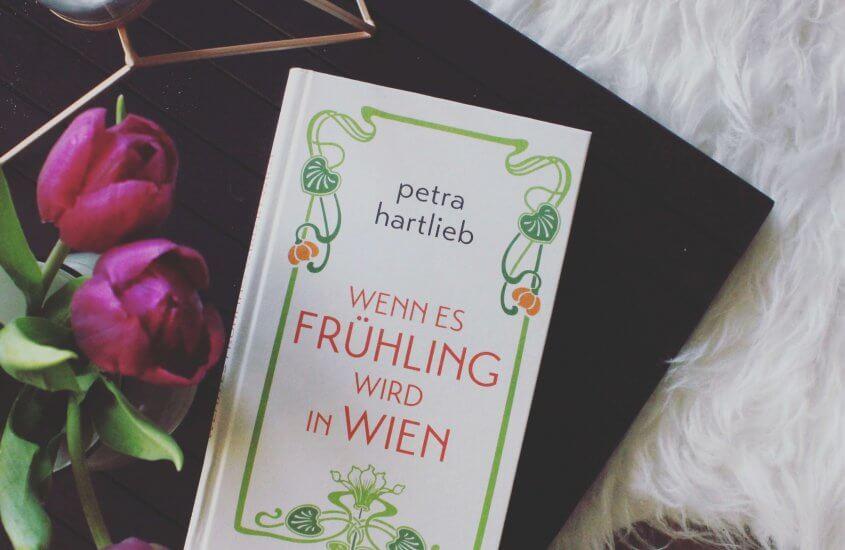 Zeitreise mit der kleinen Buchhandlung – Wenn es Frühling wird in Wien