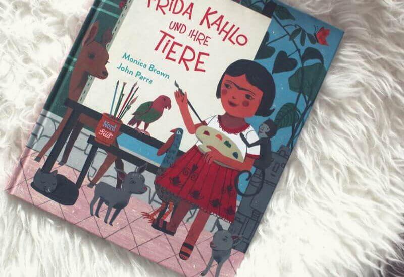 Frida und ihre Tiere – Eine Biografie, die selbst ein Kunstwerk ist
