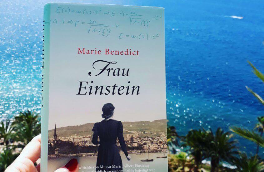 Marie Benedict – Frau Einstein