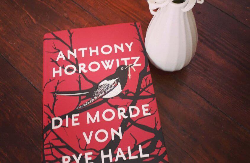 Anthony Horowitz – Die Morde von Pye Hall