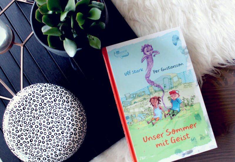 Das perfekte Buch für die Sommerferien: Ulf Stark – Unser Sommer mit Geist