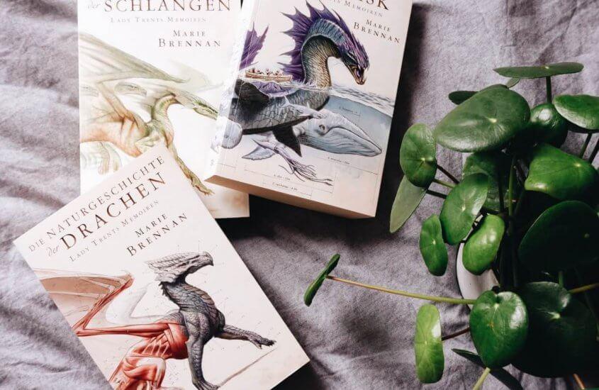 Die Memoiren der Lady Trent – Viktorianische Abenteuer mit Drachen