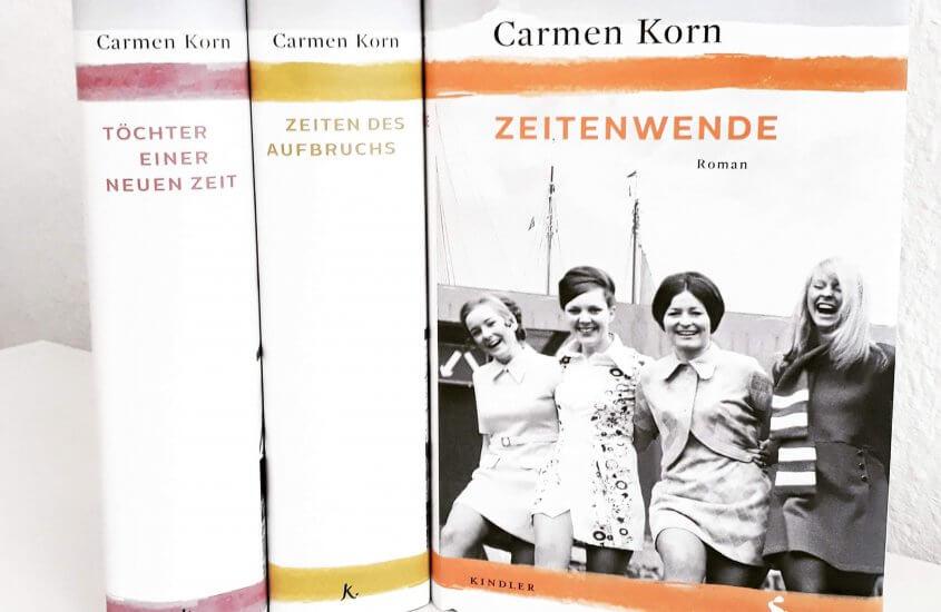 Carmen Korn – Zeitenwende