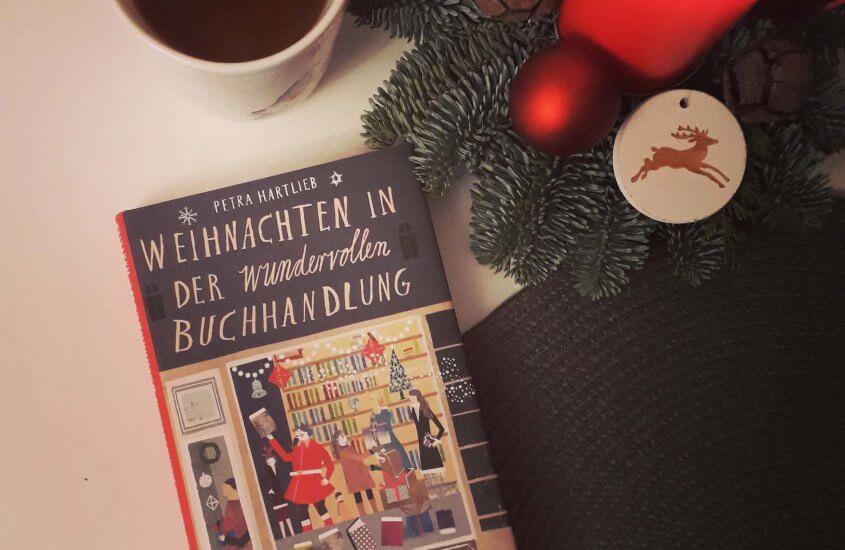Petra Hartlieb – Weihnachten in der wundervollen Buchhandlung