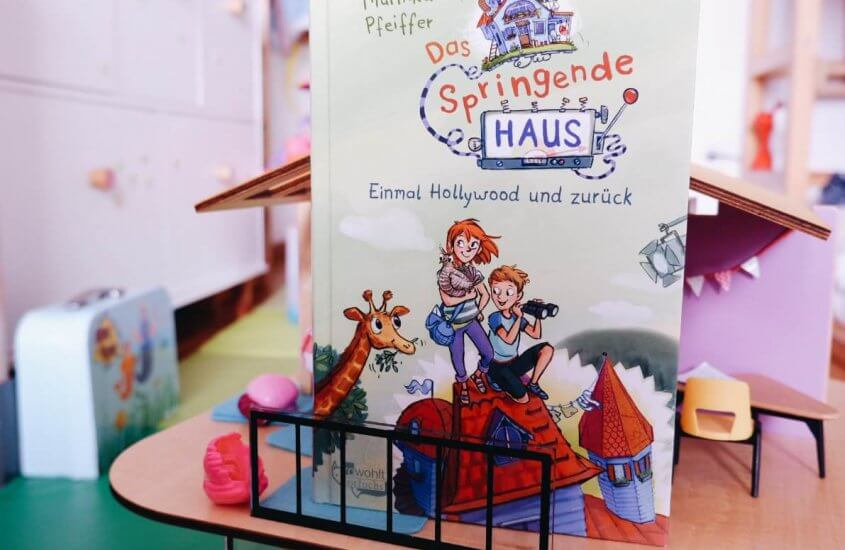 Marikka Pfeiffer – Das springende Haus (Bd.1)