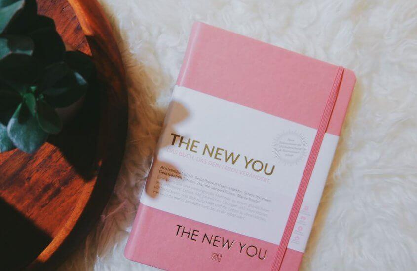 THE NEW YOU – Ein achtsamer Begleiter durchs Jahr