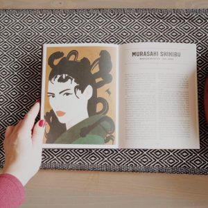 Kick Ass Women Buch über außergewöhnliche Frauen in der Geschichte
