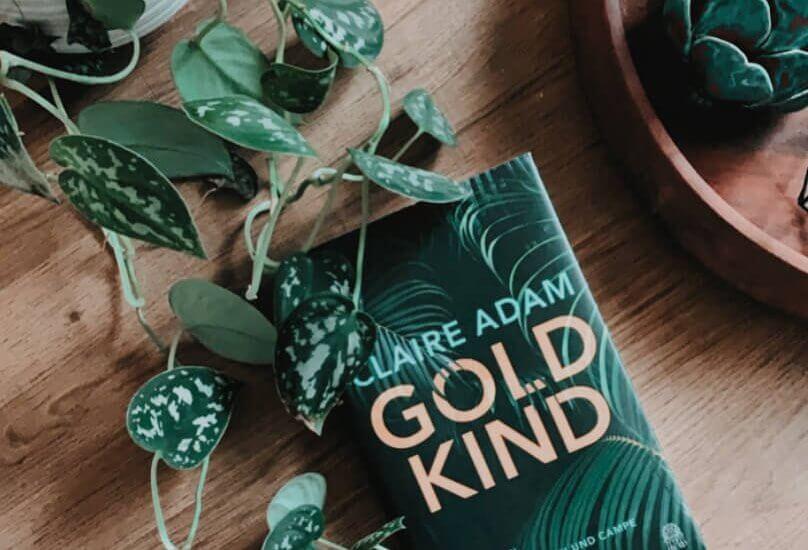 CLAIRE ADAM – Goldkind