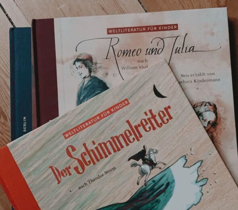 DAT SEUTE BOOK – Klassiker kindgerecht erzählt