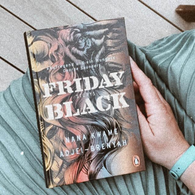 Tiefschwarze ZukunftsVisionen und Schlussverkauf – Friday Black