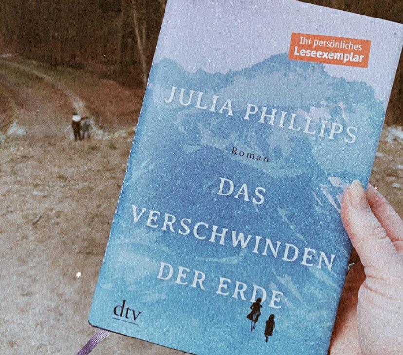 Julia Phillips – Das Verschwinden der Erde
