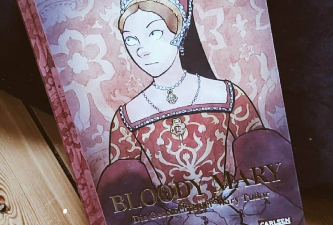 Bloody Mary – Graphic Novel