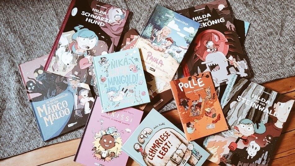 KIDSCOMICWEEK – Comics sind Vielfalt