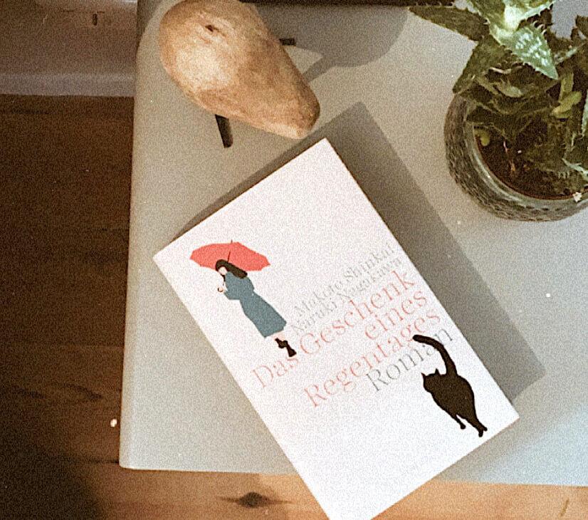 Das Geschenk eines Regentages