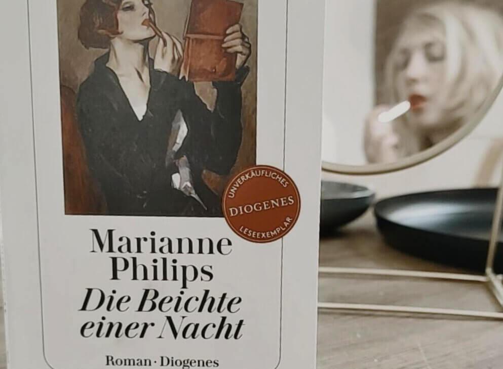 Marianne Philips – Die Beichte einer Nacht