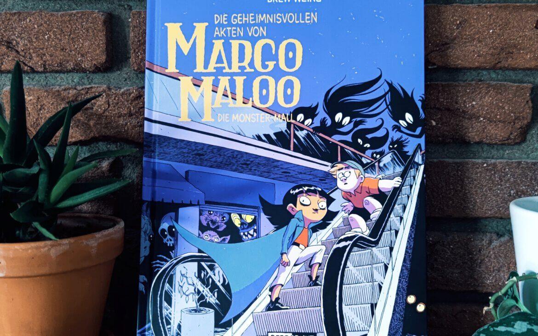 Drew Weing – Die gemeimnisvollen Akten von Margo Maloo 2 (Monster-Mall)